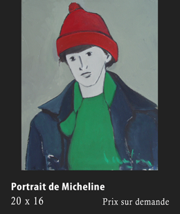 Portrait de Micheline