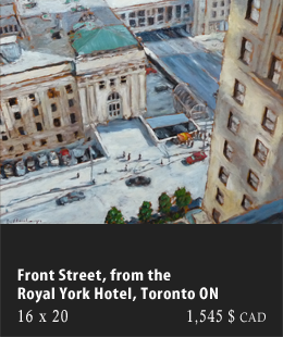 Front Street, from the Royal York Hotel