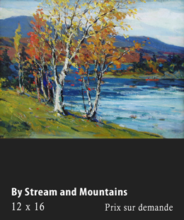 By Stream and Mountains