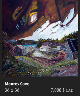 Moores Cove