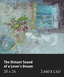 The Distant Sound of a Lover's Dream